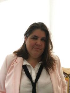 Sandrine Elhaik